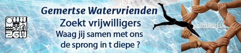 Kom jij ons team versterken? Mail naar: tc@gemertsewatervrienden.nl
